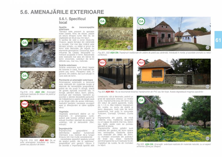 Pagina 63 - Zona Tara Fagarasului - Ghid de arhitectura pentru incadrarea in specificul local din...
