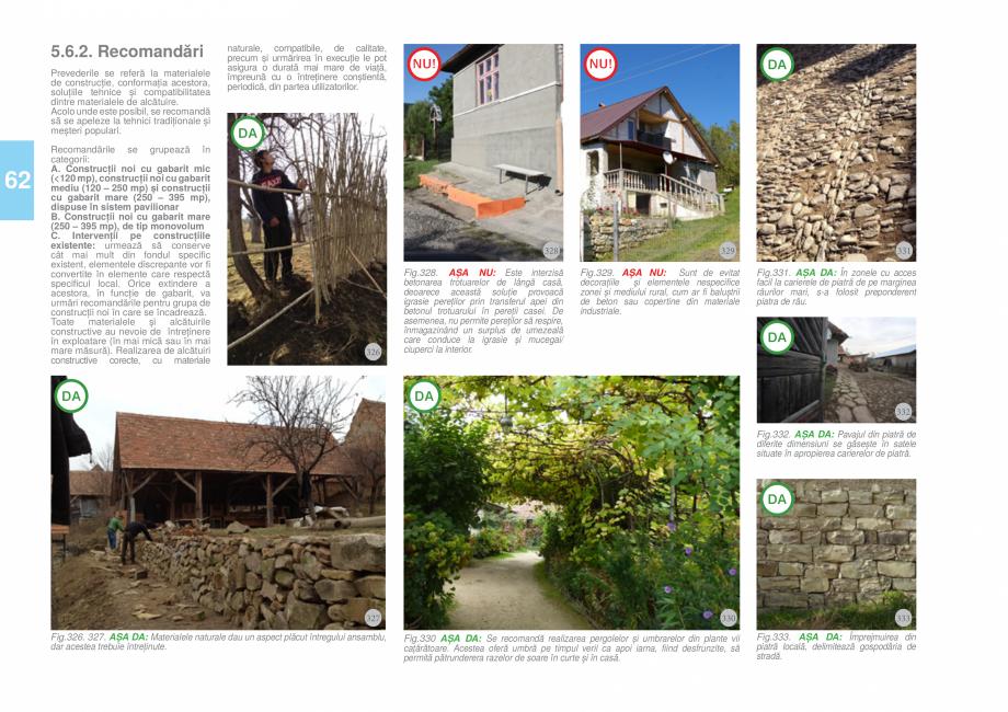 Pagina 64 - Zona Tara Fagarasului - Ghid de arhitectura pentru incadrarea in specificul local din...