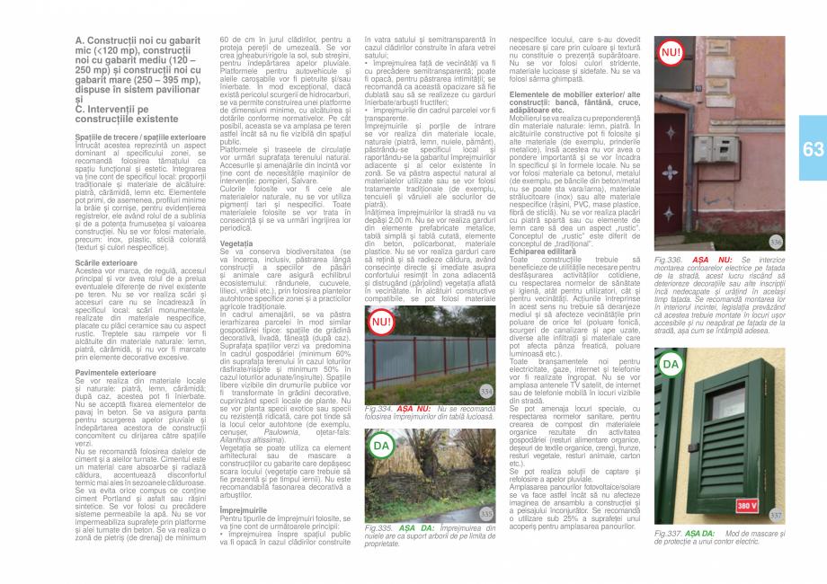 Pagina 65 - Zona Tara Fagarasului - Ghid de arhitectura pentru incadrarea in specificul local din...