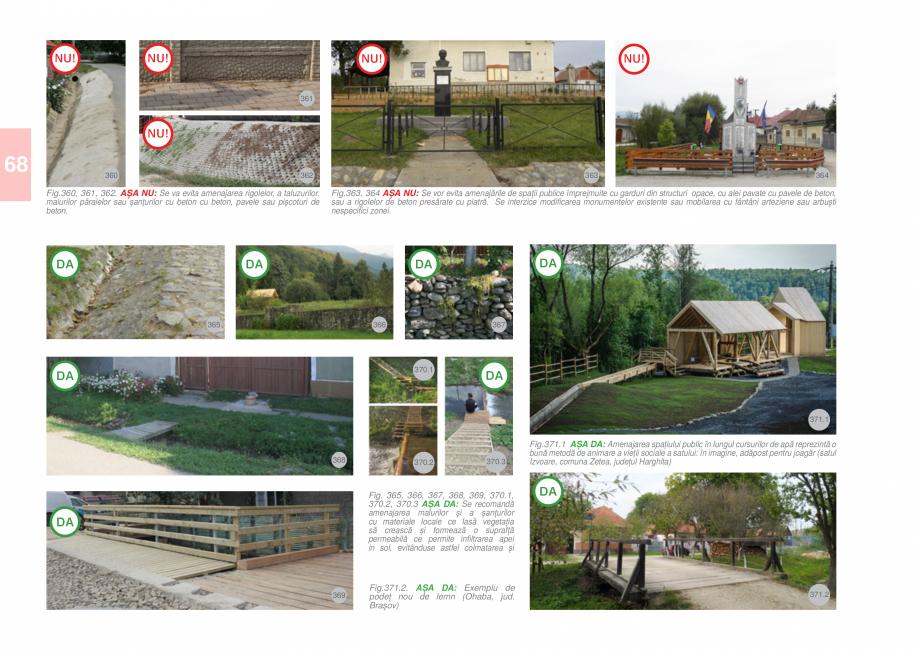 Pagina 70 - Zona Tara Fagarasului - Ghid de arhitectura pentru incadrarea in specificul local din...