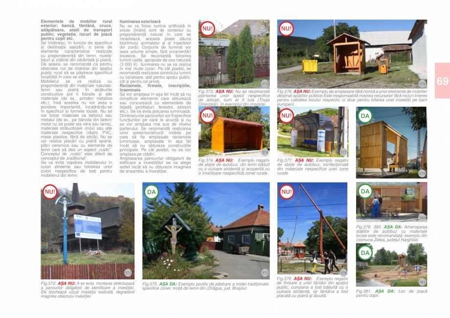 Pagina 71 - Zona Tara Fagarasului - Ghid de arhitectura pentru incadrarea in specificul local din...