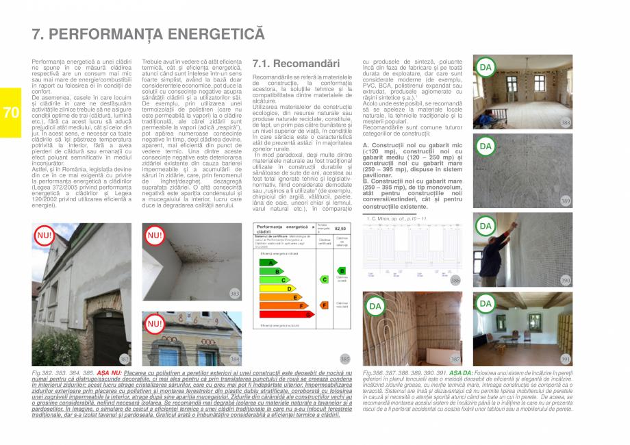 Pagina 72 - Zona Tara Fagarasului - Ghid de arhitectura pentru incadrarea in specificul local din...