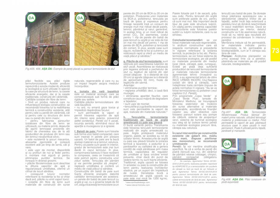 Pagina 75 - Zona Tara Fagarasului - Ghid de arhitectura pentru incadrarea in specificul local din...