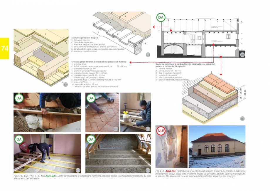 Pagina 76 - Zona Tara Fagarasului - Ghid de arhitectura pentru incadrarea in specificul local din...