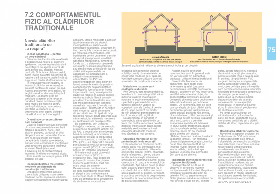 Pagina 77 - Zona Tara Fagarasului - Ghid de arhitectura pentru incadrarea in specificul local din...