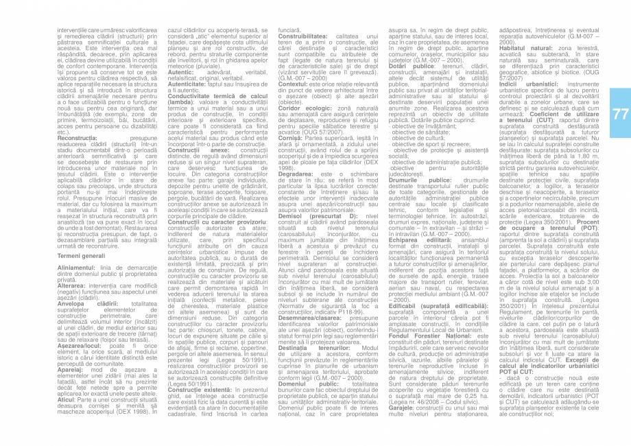 Pagina 79 - Zona Tara Fagarasului - Ghid de arhitectura pentru incadrarea in specificul local din...