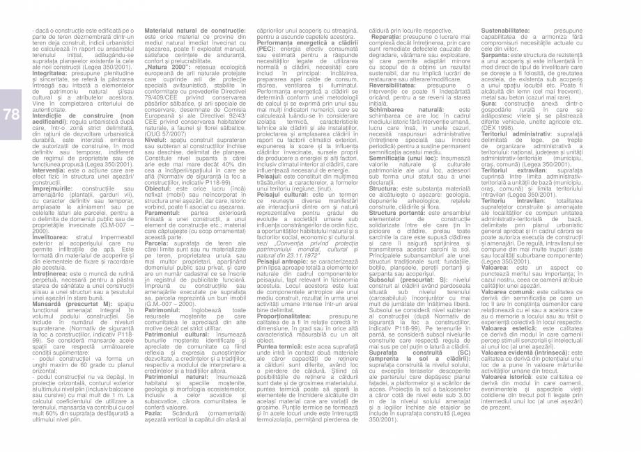 Pagina 80 - Zona Tara Fagarasului - Ghid de arhitectura pentru incadrarea in specificul local din...