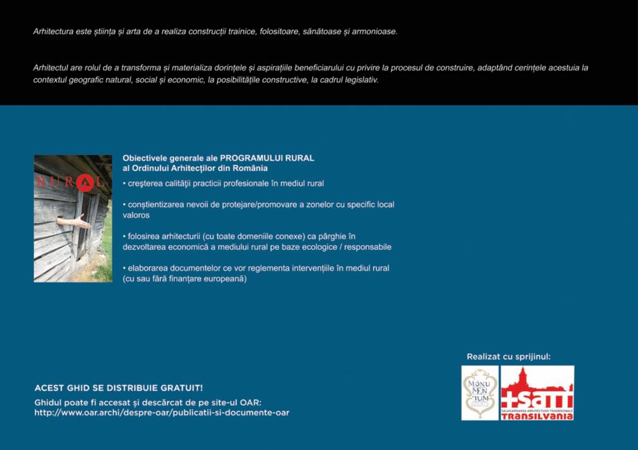 Pagina 84 - Zona Tara Fagarasului - Ghid de arhitectura pentru incadrarea in specificul local din...