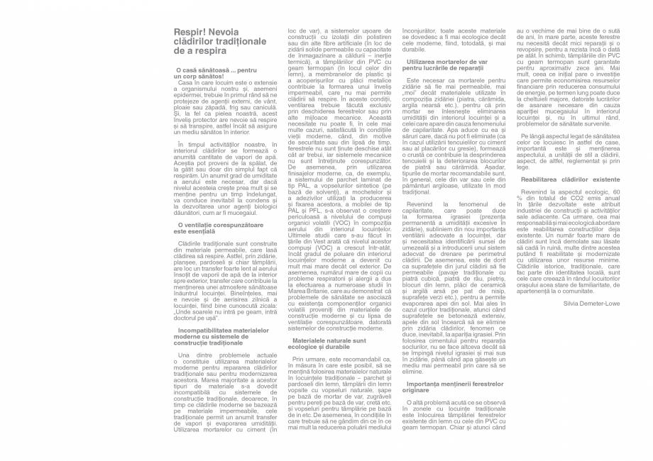 Pagina 5 - Zona Saseasca - Ghid de arhitectura pentru incadrarea in specificul local din mediul...