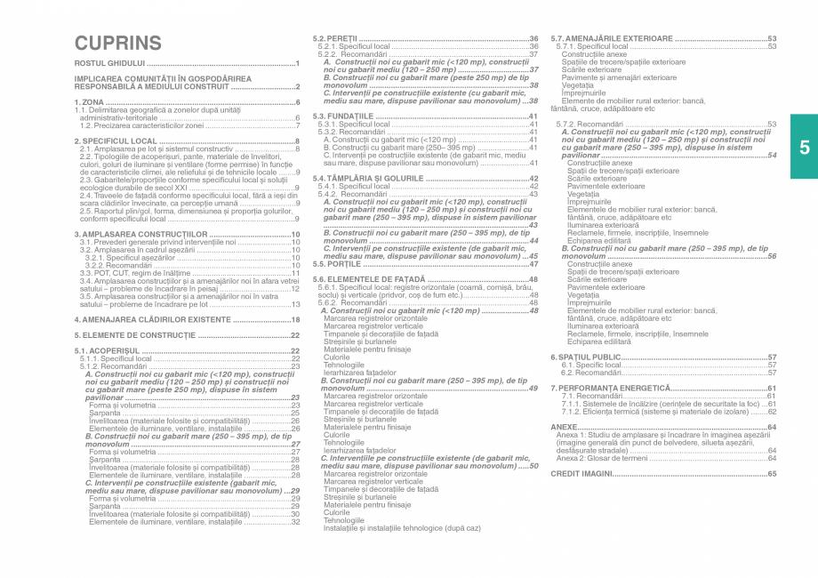 Pagina 7 - Zona Saseasca - Ghid de arhitectura pentru incadrarea in specificul local din mediul...