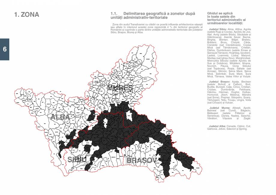 Pagina 8 - Zona Saseasca - Ghid de arhitectura pentru incadrarea in specificul local din mediul...