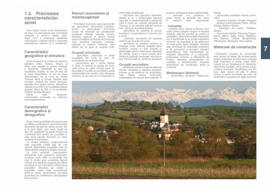 Pagina 9 - Zona Saseasca - Ghid de arhitectura pentru incadrarea in specificul local din mediul...