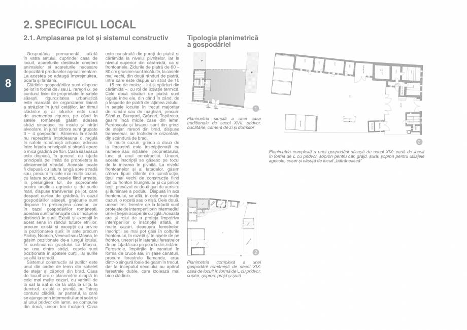 Pagina 10 - Zona Saseasca - Ghid de arhitectura pentru incadrarea in specificul local din mediul...