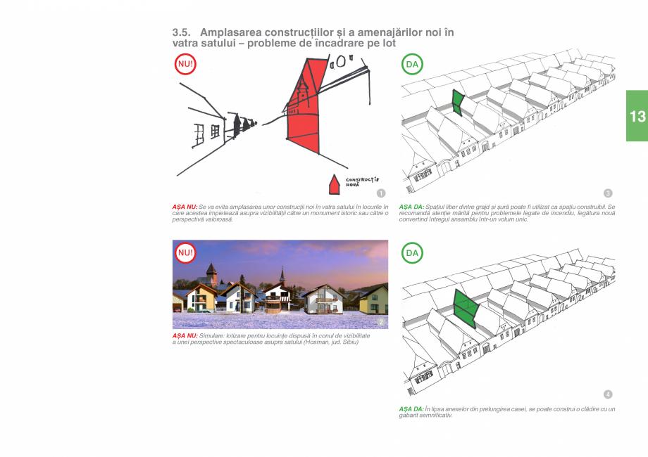 Pagina 15 - Zona Saseasca - Ghid de arhitectura pentru incadrarea in specificul local din mediul...