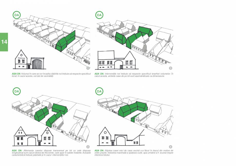 Pagina 16 - Zona Saseasca - Ghid de arhitectura pentru incadrarea in specificul local din mediul...