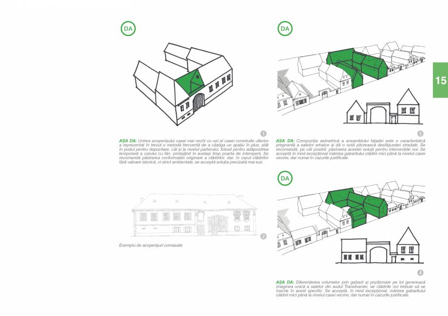 Pagina 17 - Zona Saseasca - Ghid de arhitectura pentru incadrarea in specificul local din mediul...