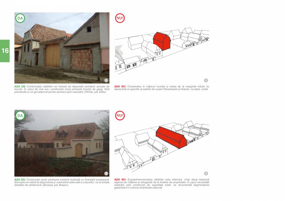 Pagina 18 - Zona Saseasca - Ghid de arhitectura pentru incadrarea in specificul local din mediul...