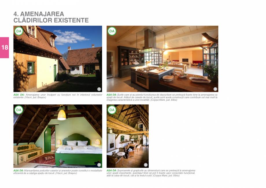 Pagina 20 - Zona Saseasca - Ghid de arhitectura pentru incadrarea in specificul local din mediul...