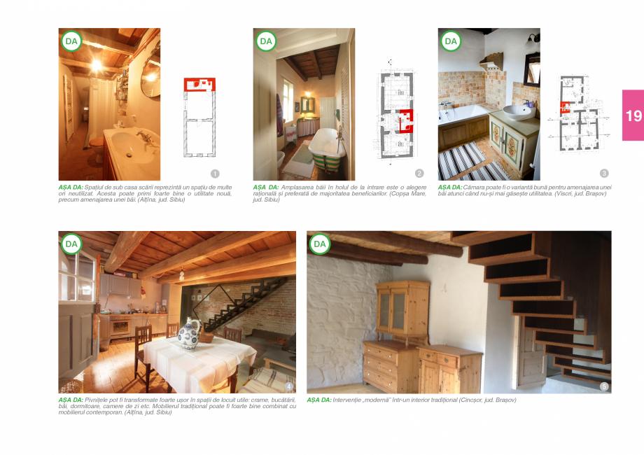 Pagina 21 - Zona Saseasca - Ghid de arhitectura pentru incadrarea in specificul local din mediul...
