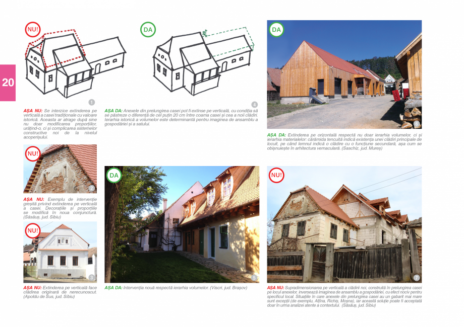 Pagina 22 - Zona Saseasca - Ghid de arhitectura pentru incadrarea in specificul local din mediul...