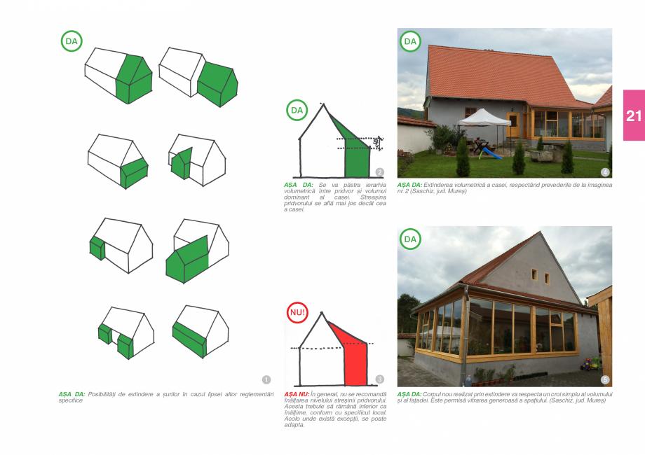 Pagina 23 - Zona Saseasca - Ghid de arhitectura pentru incadrarea in specificul local din mediul...