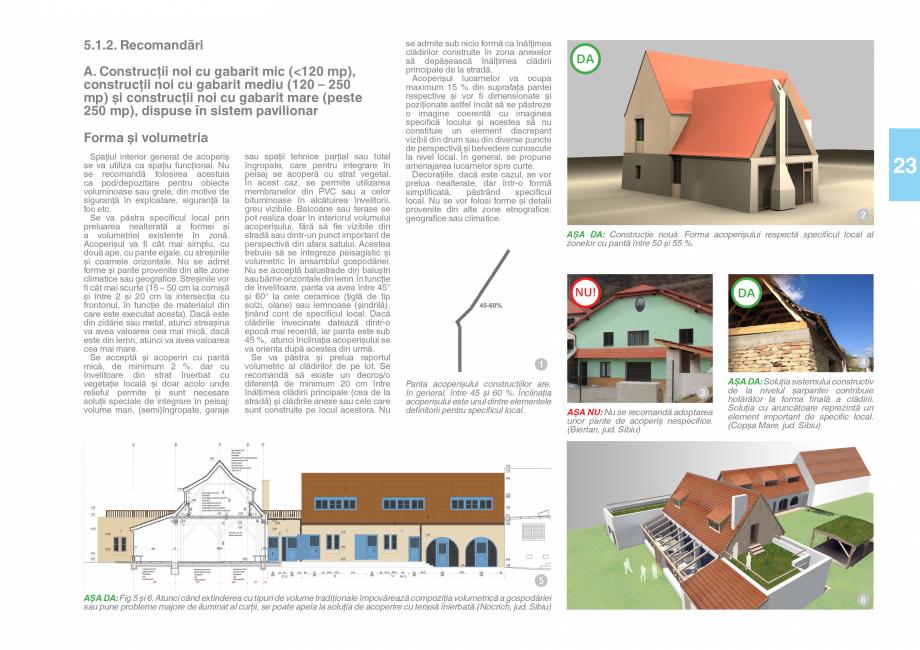 Pagina 25 - Zona Saseasca - Ghid de arhitectura pentru incadrarea in specificul local din mediul...