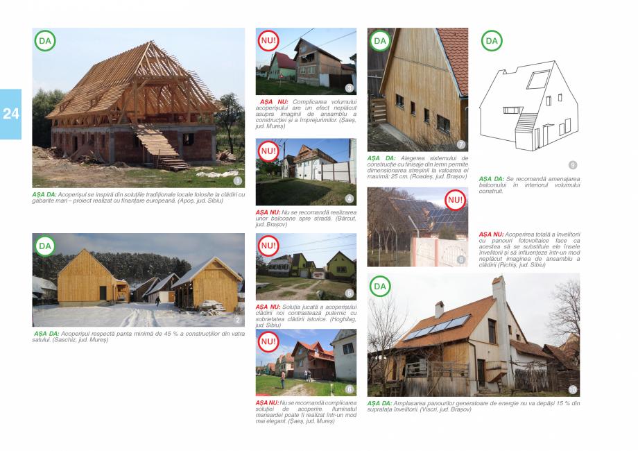 Pagina 26 - Zona Saseasca - Ghid de arhitectura pentru incadrarea in specificul local din mediul...