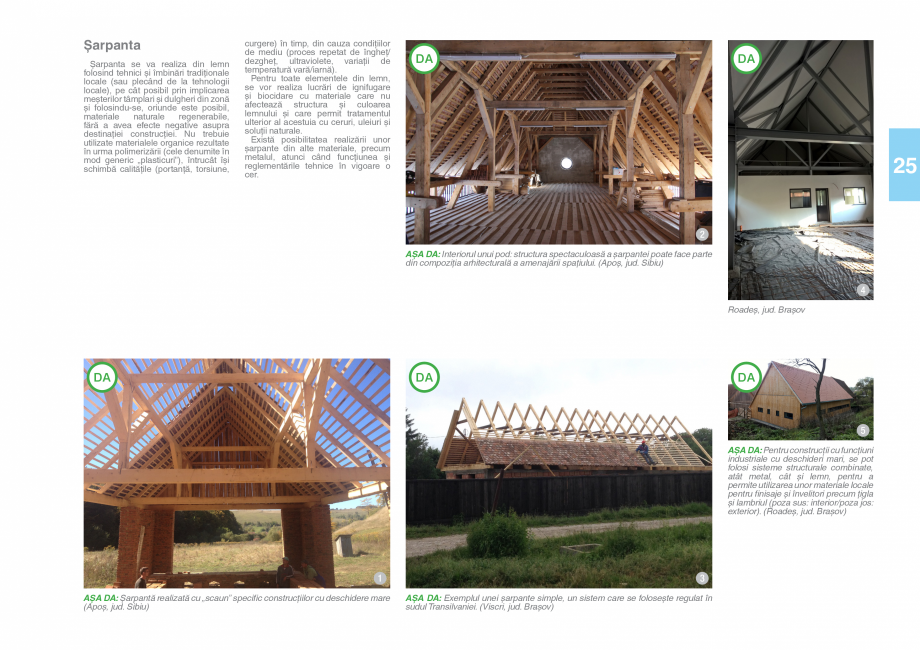 Pagina 27 - Zona Saseasca - Ghid de arhitectura pentru incadrarea in specificul local din mediul...