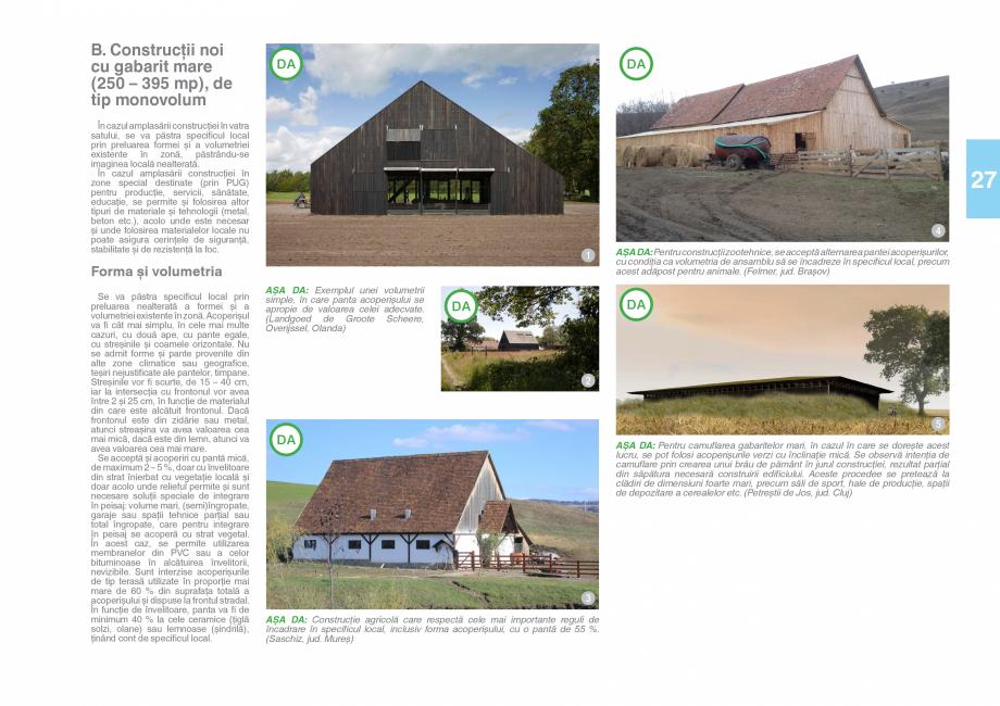 Pagina 29 - Zona Saseasca - Ghid de arhitectura pentru incadrarea in specificul local din mediul...