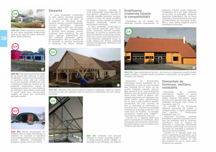 Pagina 30 - Zona Saseasca - Ghid de arhitectura pentru incadrarea in specificul local din mediul...