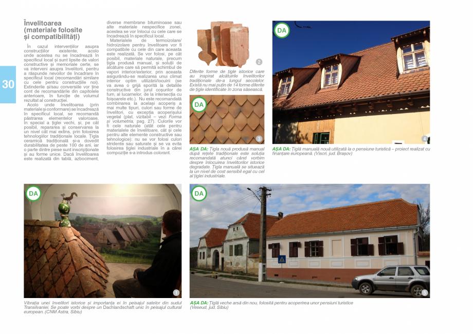 Pagina 32 - Zona Saseasca - Ghid de arhitectura pentru incadrarea in specificul local din mediul...