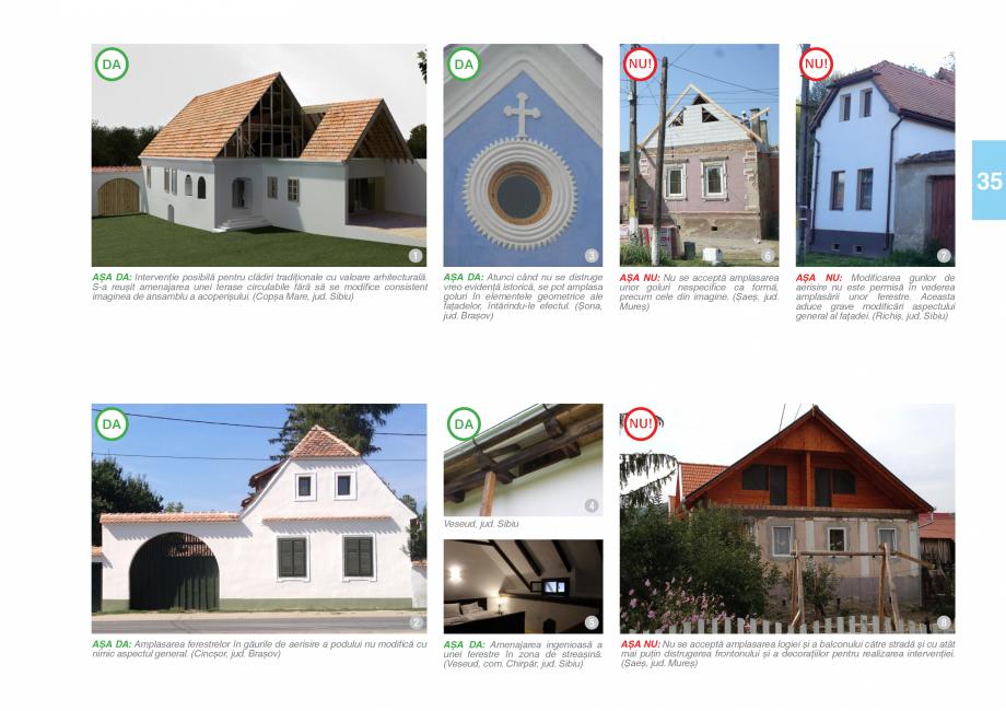 Pagina 37 - Zona Saseasca - Ghid de arhitectura pentru incadrarea in specificul local din mediul...
