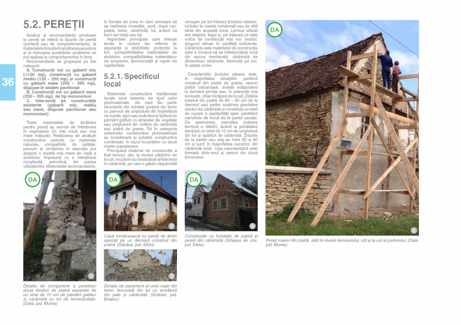 Pagina 38 - Zona Saseasca - Ghid de arhitectura pentru incadrarea in specificul local din mediul...