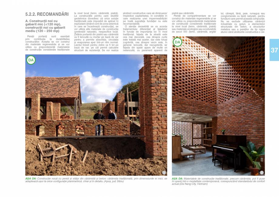 Pagina 39 - Zona Saseasca - Ghid de arhitectura pentru incadrarea in specificul local din mediul...