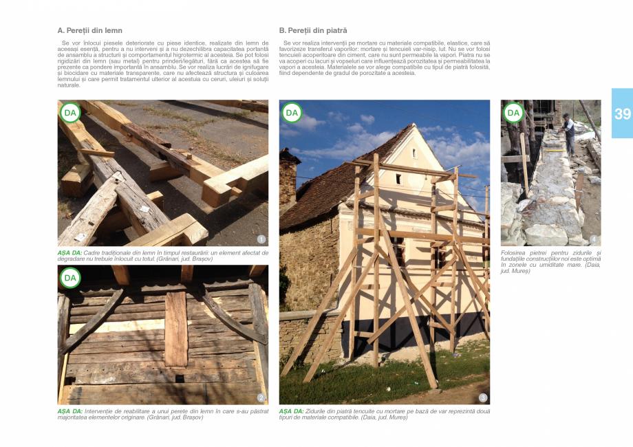 Pagina 41 - Zona Saseasca - Ghid de arhitectura pentru incadrarea in specificul local din mediul...