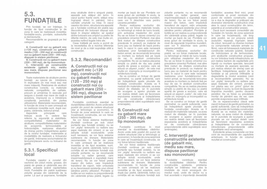 Pagina 43 - Zona Saseasca - Ghid de arhitectura pentru incadrarea in specificul local din mediul...