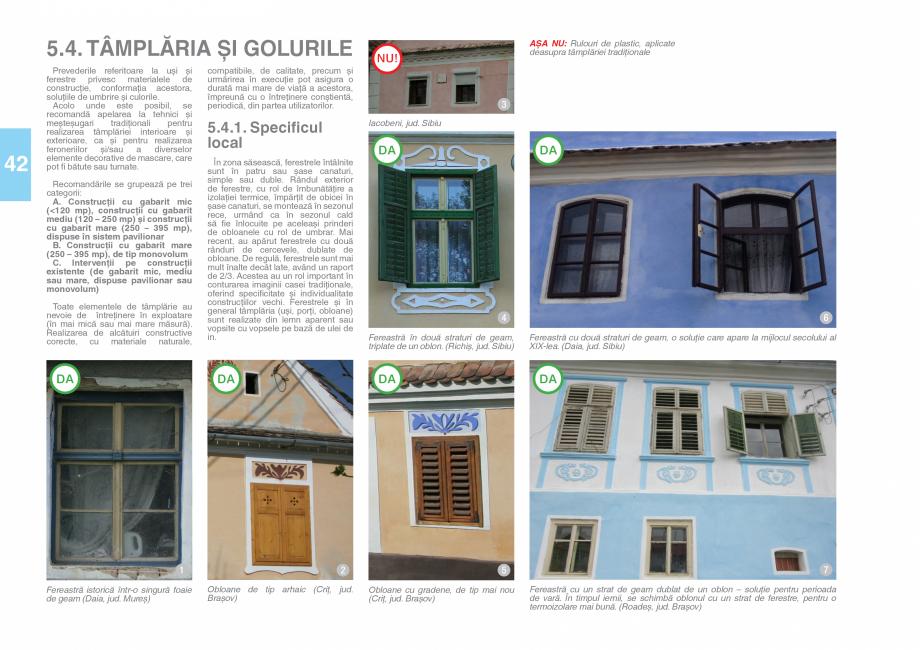 Pagina 44 - Zona Saseasca - Ghid de arhitectura pentru incadrarea in specificul local din mediul...