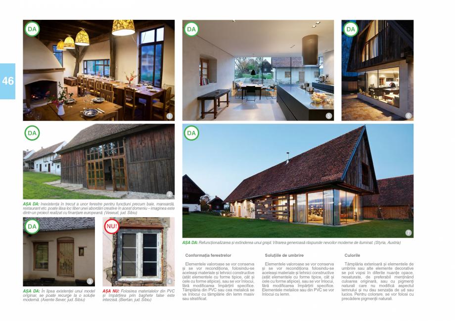 Pagina 48 - Zona Saseasca - Ghid de arhitectura pentru incadrarea in specificul local din mediul...