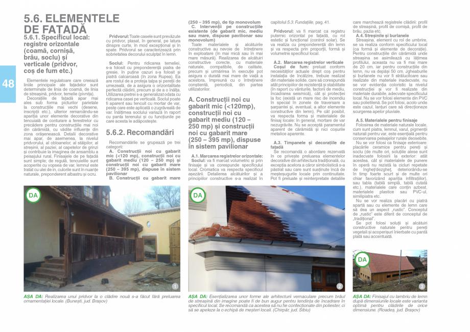 Pagina 50 - Zona Saseasca - Ghid de arhitectura pentru incadrarea in specificul local din mediul...