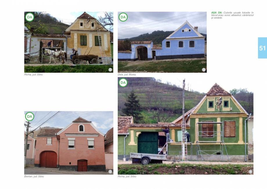Pagina 53 - Zona Saseasca - Ghid de arhitectura pentru incadrarea in specificul local din mediul...