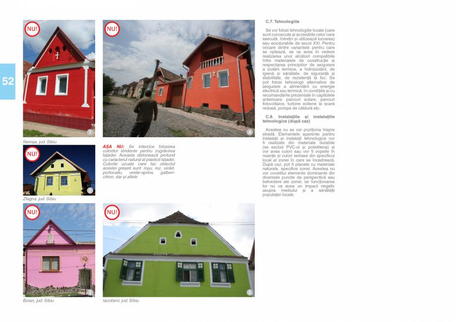 Pagina 54 - Zona Saseasca - Ghid de arhitectura pentru incadrarea in specificul local din mediul...