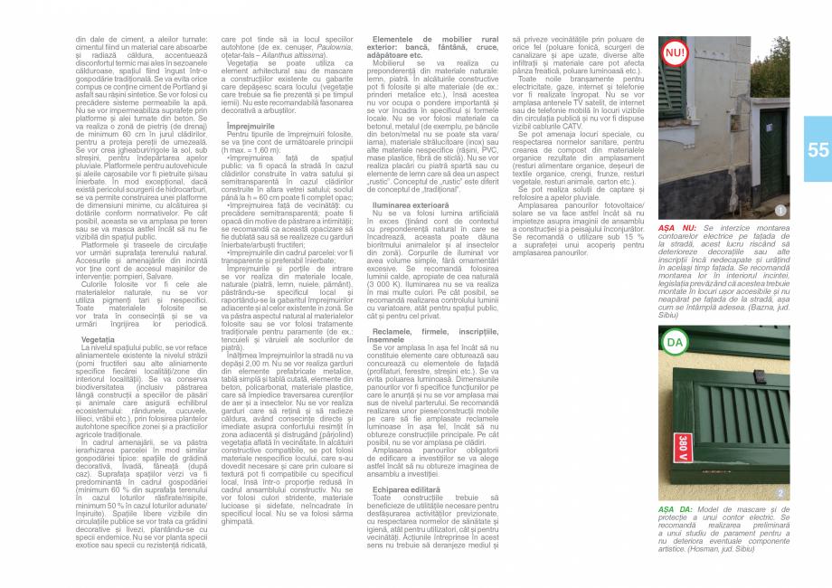 Pagina 57 - Zona Saseasca - Ghid de arhitectura pentru incadrarea in specificul local din mediul...