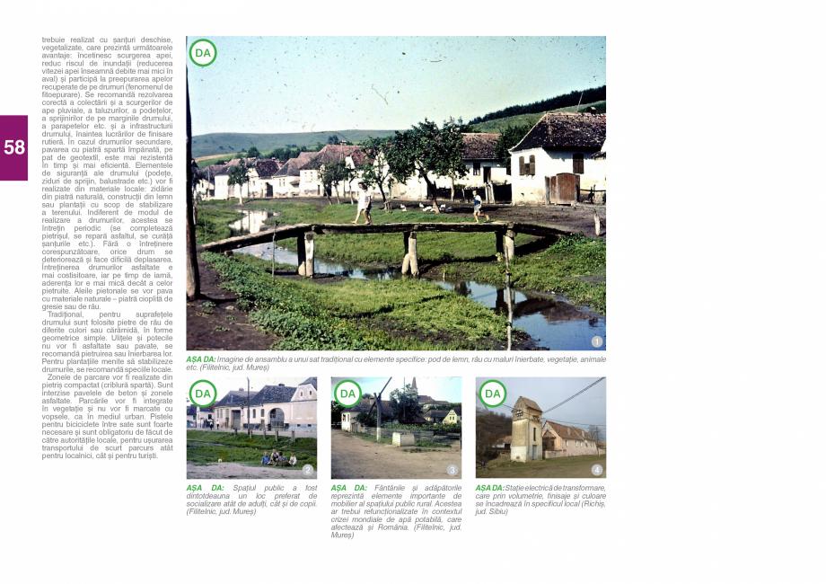 Pagina 60 - Zona Saseasca - Ghid de arhitectura pentru incadrarea in specificul local din mediul...
