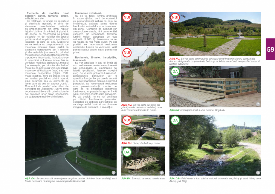 Pagina 61 - Zona Saseasca - Ghid de arhitectura pentru incadrarea in specificul local din mediul...