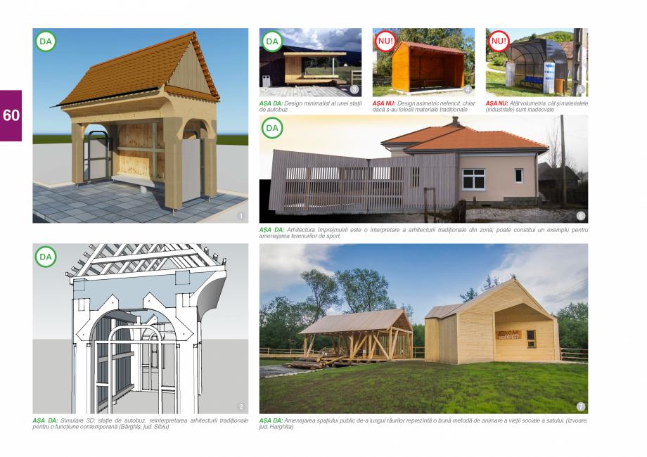 Pagina 62 - Zona Saseasca - Ghid de arhitectura pentru incadrarea in specificul local din mediul...