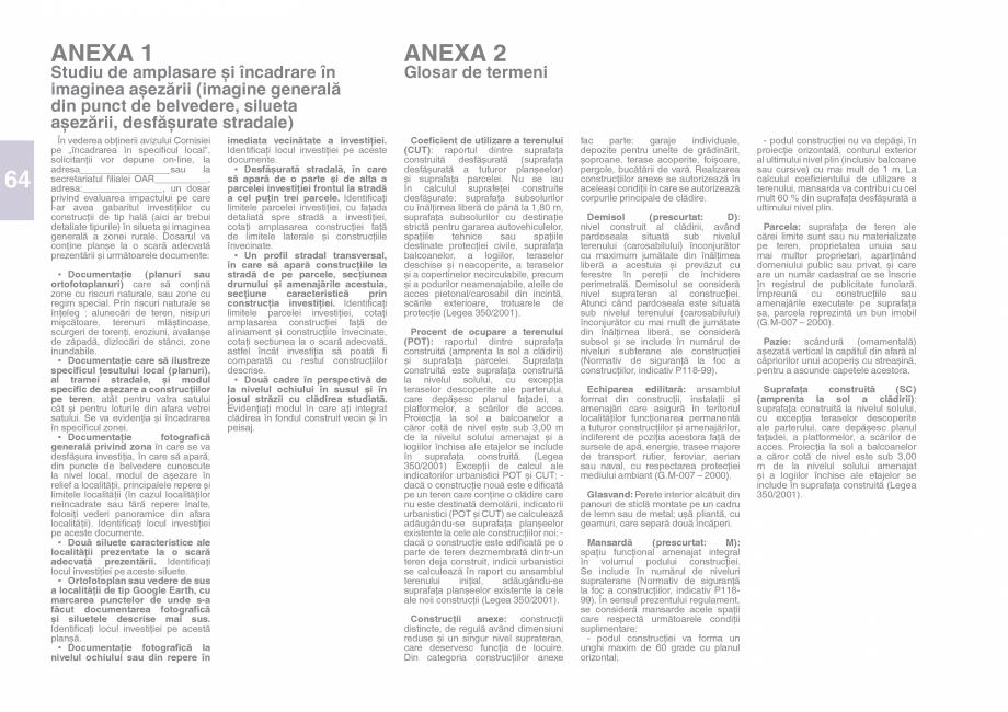 Pagina 66 - Zona Saseasca - Ghid de arhitectura pentru incadrarea in specificul local din mediul...