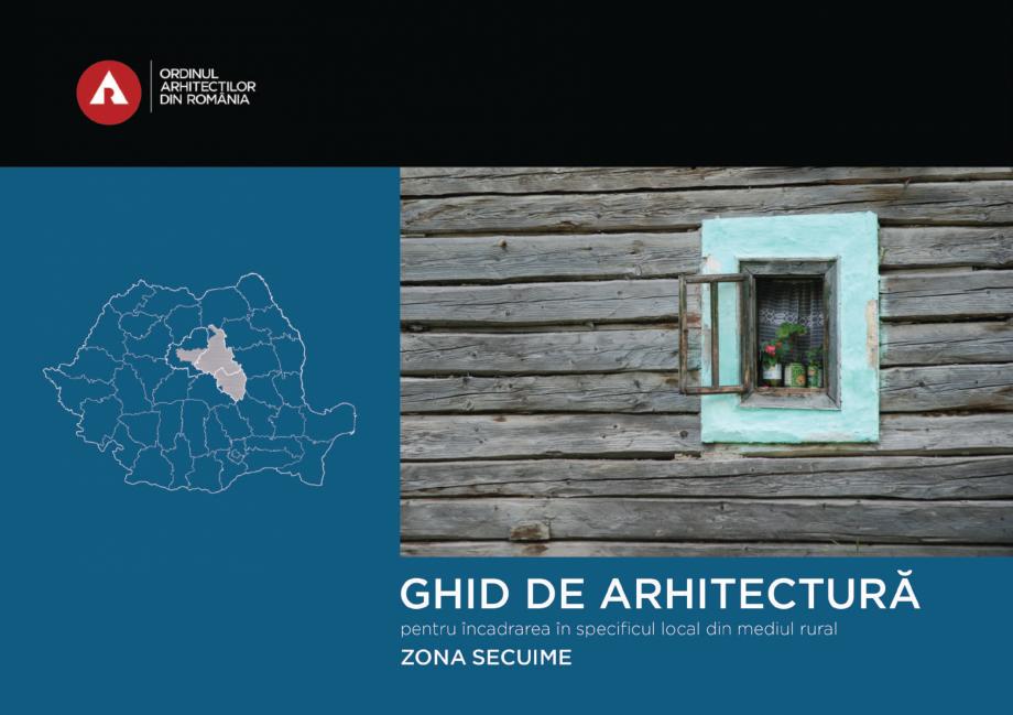 Pagina 1 - Zona Secuime - Ghid de arhitectura pentru incadrarea in specificul local din mediul rural...