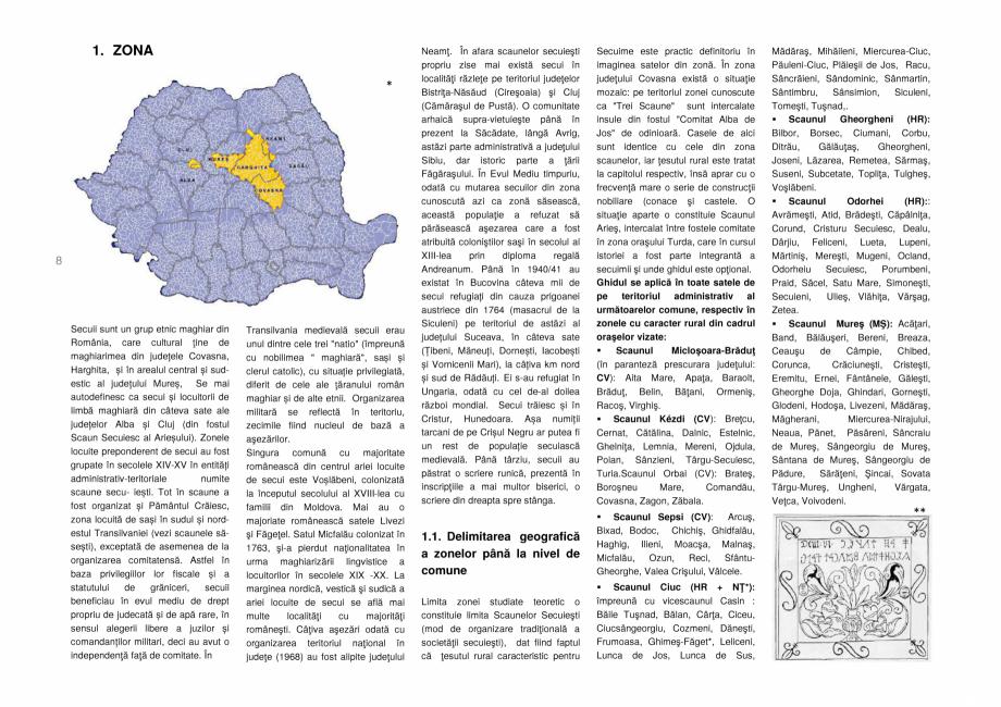 Pagina 8 - Zona Secuime - Ghid de arhitectura pentru incadrarea in specificul local din mediul rural...