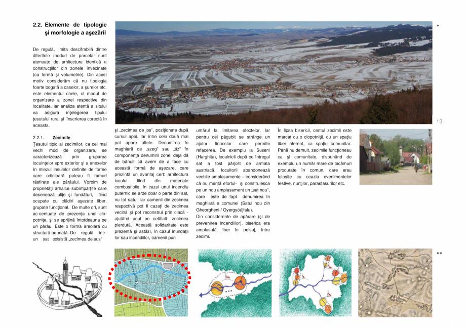 Pagina 13 - Zona Secuime - Ghid de arhitectura pentru incadrarea in specificul local din mediul...