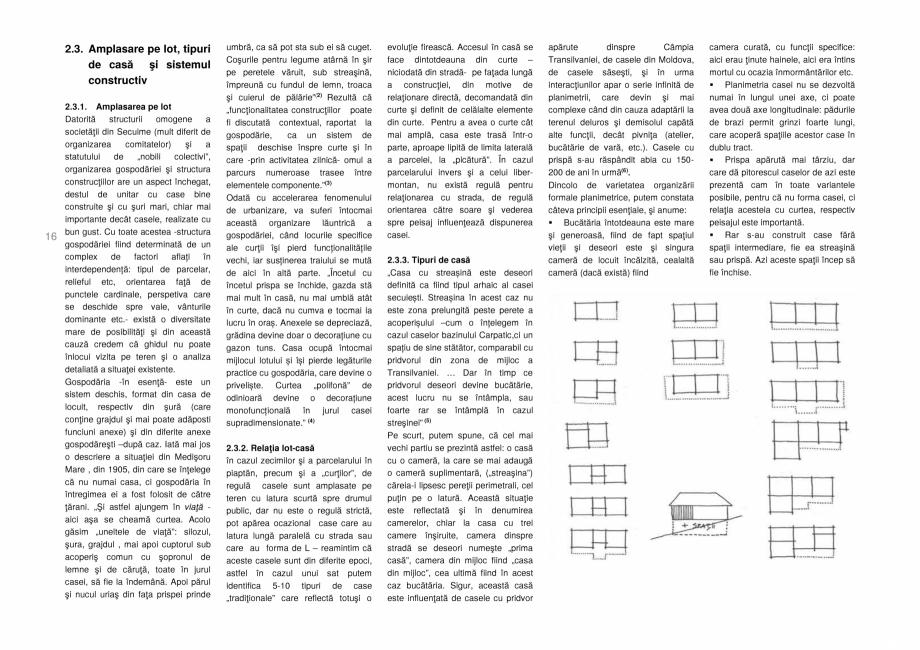 Pagina 16 - Zona Secuime - Ghid de arhitectura pentru incadrarea in specificul local din mediul...